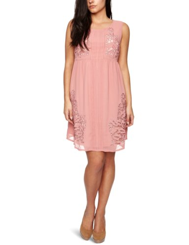 Darling Evelyn Sleeveless Women's Dress Peach