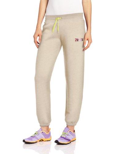 Zumba Fitness LLC Women's Captivate Sweat Pants, Buff, XX-Large
