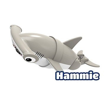 Lil Fishys Motorised Water Pets - Hammie - 1