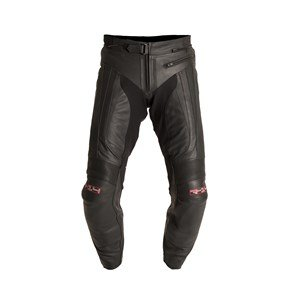 RST R-14 RACE ROAD TOURING MOTORCYCLE MOTORBIKE LEATHER TROUSER JEAN BLACK 40