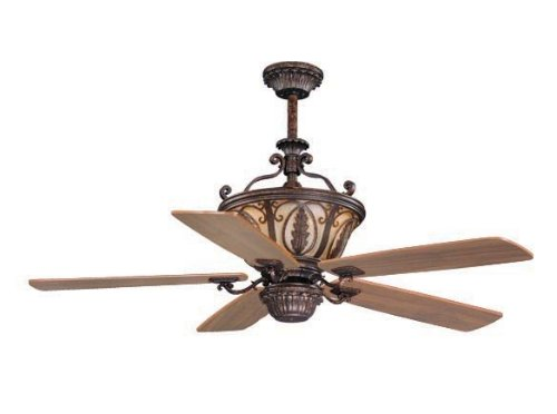 AireRyder FN56312FP Dynasty 56-Inch Ceiling Fan, Forum Patina
