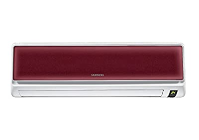 Samsung AR18HC3EXLW Split AC (1.5 Ton, 3 Star Rating, Maroon and Wine)