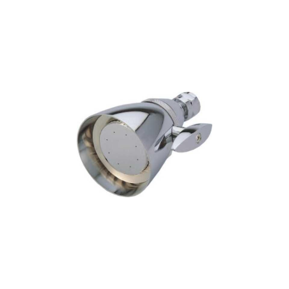 Kingston Brass CK132A1 Designer Trimscape 2 1/4 Inch Adjustable Spray Shower Head, Polished Chrome