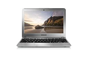 Samsung Series 3 XE303 11.6 inch Chromebook-Silver (ARM Cortex A15, 2Gb RAM, 16Gb eMMC, WLAN, WWAN, Webcam, Integrated Graphics, Google Chrome)