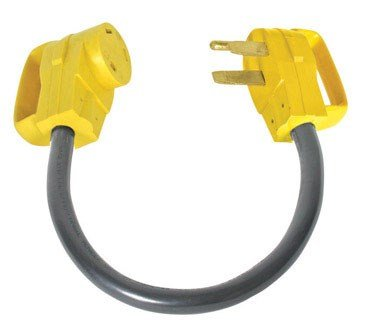 Power Grip Dogbone Adapters With Handles-50M-30F DOGBONE ADA