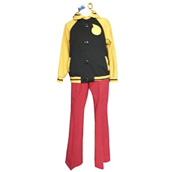 Soul Eater Cosplay Costume - Soul 1st Outfit Kid Large