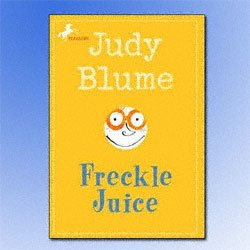 Freckle Juice Book - 1