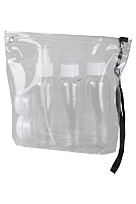 Mountain Warehouse Travel Bottle Set