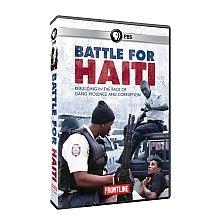 Frontline: Battle for Haiti [DVD] [Region 1] [US Import] [NTSC]