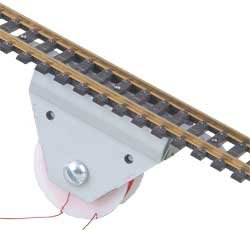 Kadee HO-Scale Electric Under-The-Track Uncoupler Kit