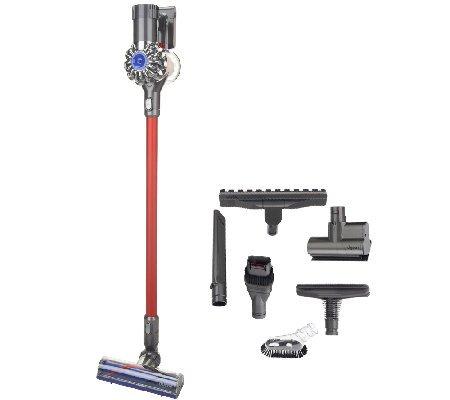 Dyson DC59 MotorHead Cordless Vacuum with Attachments (Dyson Dc59 Motorhead Attachments compare prices)