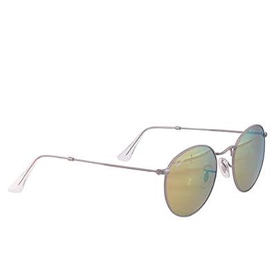 Ray-Ban Men's Round Metal Cateye Sunglasses