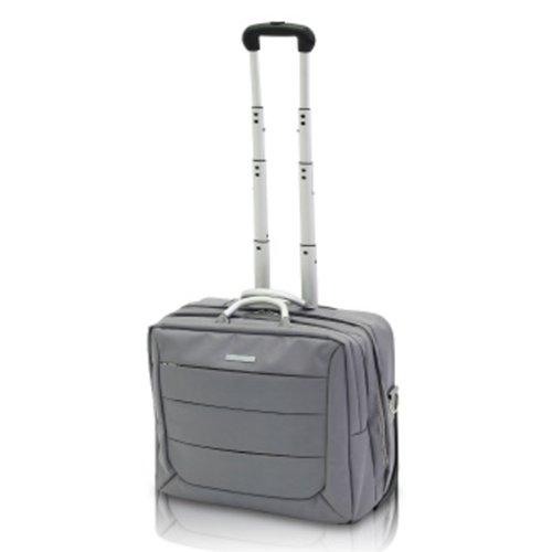 SOFT LUGGAGE スーツケース ショルダーベルト M1グレー EBC-01-GY