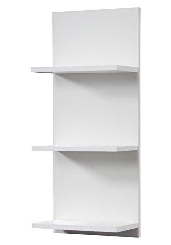 baumarkt direkt Regal »Palma« Breite: 30 cm x Tiefe: 16 cm x Höhe: 70 cm, Weiß