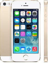 "Apple Iphone 5S 16Gb ""Gold"" Unlocked Brand New Sealedign (16Gb)"