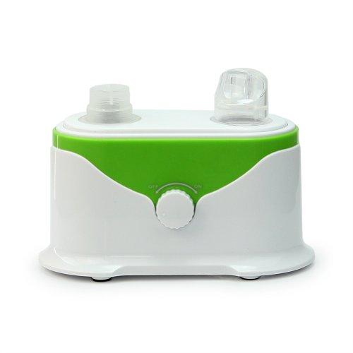 Green Popular Home Office Portable Ultrasonic Steam Diffuser Mist Air Humidifier