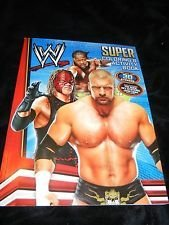 W (WWE) Super Coloring & Activity Book (Includes Over 30 Stickers) - 1