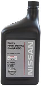 Genuine Nissan Fluid 999MP-EPSF00P Electric Power Steering Fluid - 1 Quart by Nissan