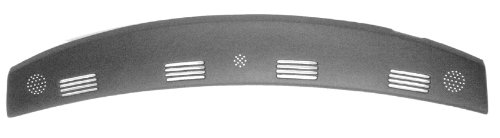 02-05 Ram Molded Dash Cover Cap Skin Overlay FRONT DEFROST w/Louvre Slots & Speaker Perfs (02 Ram Dash Cover compare prices)