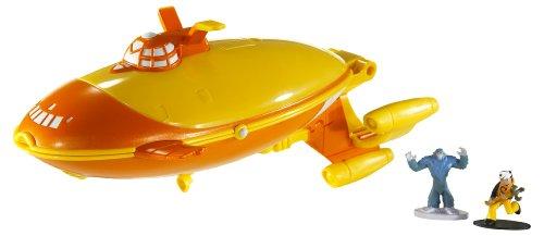 Secret Saturdays Airship Showdown Vehicle - 1