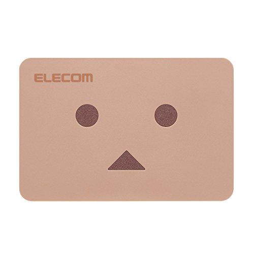 エレコム HDD ポータブルハードディスク ダンボー USB3.0 500GB ELP-DB005UBR