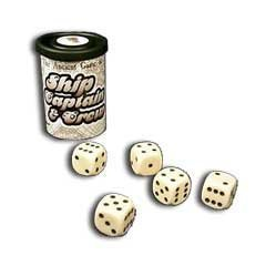 Ship, Captain & Crew Dice Game - 1