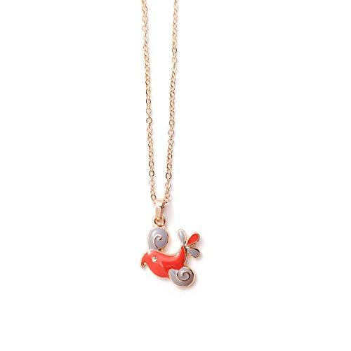 collana-alla-moda-piccolo-uccello-heliobil-rosso-oro