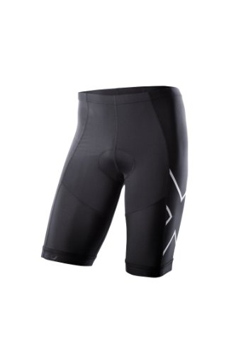 2XU Men's Compression Triathlon Short,Large
