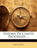 Théorie De L'impôt Progressif ...