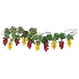 Alternating Red And White Grape Lights front-599372
