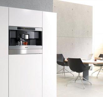 Miele Miele CVA 2662 Nespresso Coffee System Espresso Machine