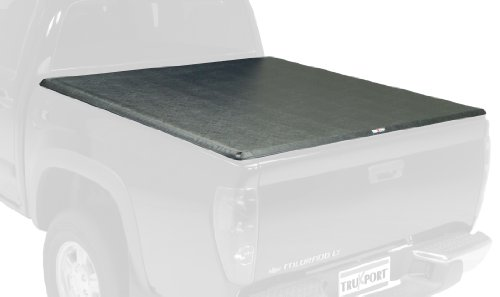 TruXedo 239101 TruXport Soft Roll-Up Dual Latch Tonneau Cover (Tonneau Cover For 91 S10 compare prices)