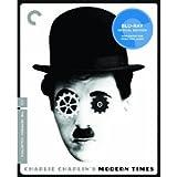 モダン・タイムス / Modern Times クライテリオン版 サイレント映画 / チャーリー・チャップリン[Blu-ray] [Import]