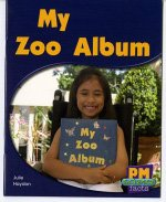 PM Science Facts Yellow 8/9 Animals In My World Mixed Pack (10): My Zoo Album PM Science Facts Levels 8/9 Animals in My World Yellow