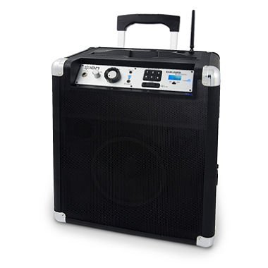 Block Rocker Explorer Sound System W/ Bluetooth