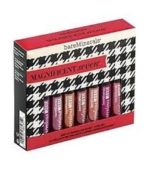 bareMinerals Magnificent Seven 7pc Mini Best of Marvelous Moxie Lipgloss Sampler (Marvelous Moxie Maverick compare prices)