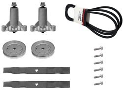 "Ayp 42"" Deck Rebuild Kit For Sears Craftsman Lawn Mowers"