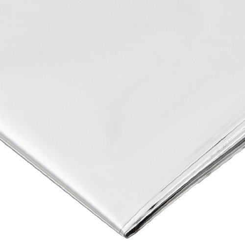 """Primacare Cb-6831-Cs Emergency Foil Mylar Thermal Blanket, 82"""" Length X 62"""" Width (Pack Of 12) Emergency Response Blanket Provides Warmth In Emergency And Survival Situations By Reflecting 90% Of Body Heat Metallized Polyester Material Reduces Heat Loss T"""