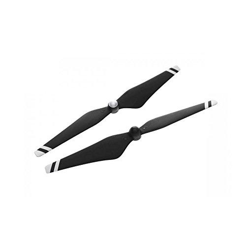 Genuine DJI Phantom 3 E305 9450 Carbon Fiber Reinforced Self-tightening Propellers Props (Composite Hub, Black