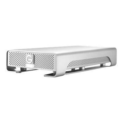 HGST G-technology G DRIVE 4TB USB 3.0 External Hard Drive 0G02537 White