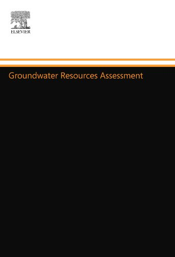 Groundwater Resources Assessment