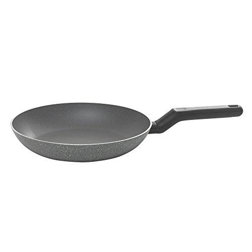 """BLACK+DECKER 83351 Durable Titanium Nonstick Interior Fry Pan, 10"""", Granite"""