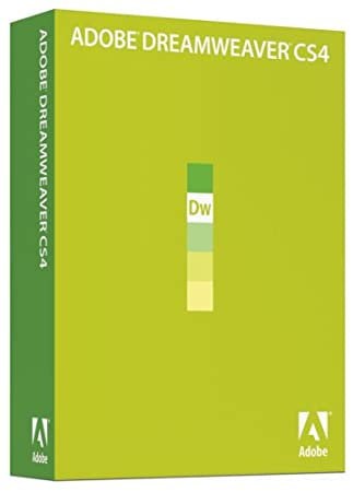 Adobe Dreamweaver CS4 [Mac] [OLD VERSION]