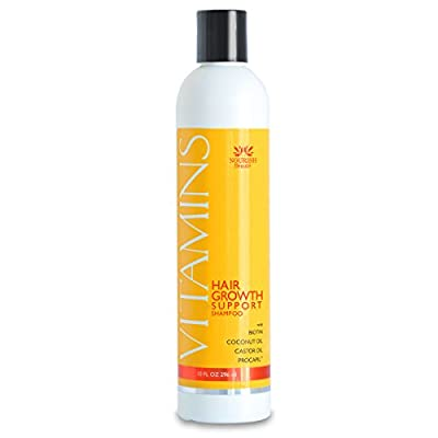 Nourish Beaute - VITAMINS Hair Loss Conditioner - Powerful Results with Patented Bicapil - 2+ Month Supply