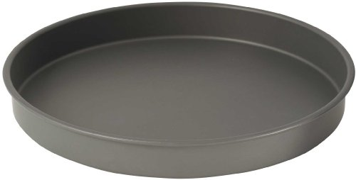 WINCO HAC-162 Round Cake Pan, 16-Inch, Hard Anodized Aluminum (Big Green Egg Drip Pan compare prices)