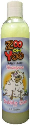 Zoo On Yoo Shaggy Sheep Kid'S Shampoo - Bubble Gum 10 Oz front-217774
