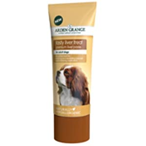 Arden Grange Tasty Liver Treat Dog Paste 75g 75g