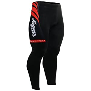 Fixgear Cycle clothes Gel Padded Black Tights cycling Bike Pants Men S