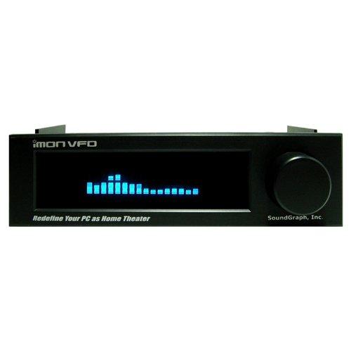 【Amazonの商品情報へ】SOUNDGRAPH PC内の音楽・動画・DVD・写真(スライドショー)をリモコンでコントロール iMON VFD-B