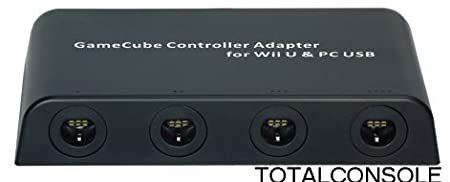 Mayflash GameCube Controller Adapter for Wii U and PC USB